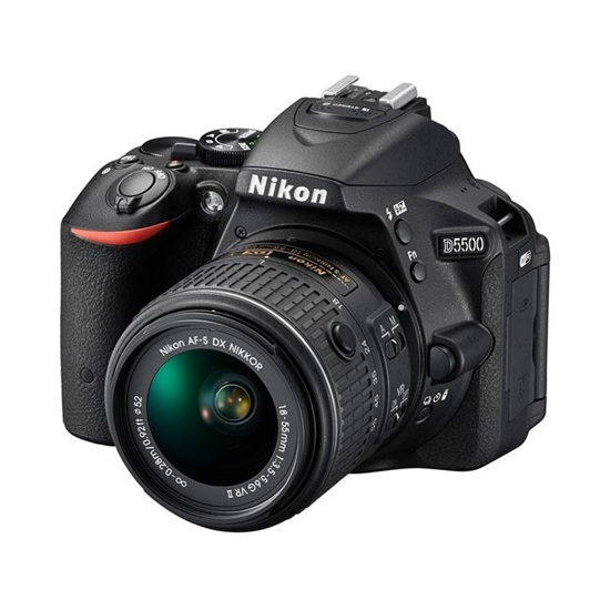 Picture of Nikon D5500 DSLR - Black