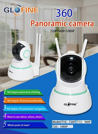 Picture for category WIFI Smart Camera