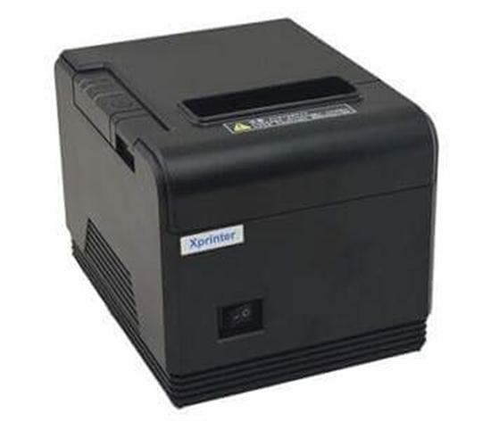 Picture of PRINTER XP-Q200 POS MINI THERMAL RECEIPT PRINTER