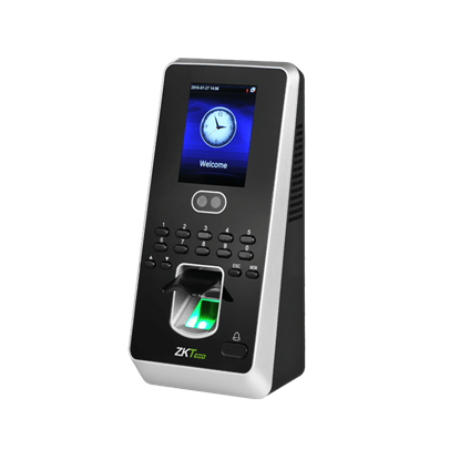 Picture of Multi-biometric Access Control and Time Attendance Terminal ZKteco MultiBio800