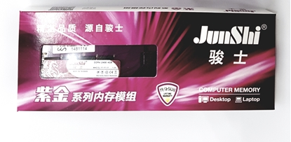 Picture of JUNSHI 4 GB DDR-4 DESKTOP RAM