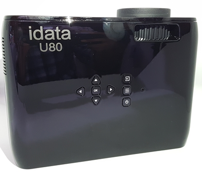 Picture of I Data U80 LED Projector 1800 Lumens