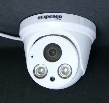 Picture of Mapesen USA  POE DOME 2.0 MP Camera MP-Q3RQ291F-A