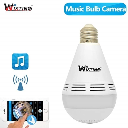Picture of Wistino  WIFI Bulb Camera